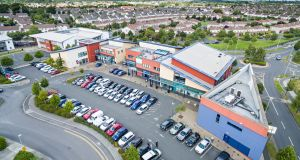 Griffeen Centre, Lucan has has an overall floor area of 2,972sq m (32,000sq ft)