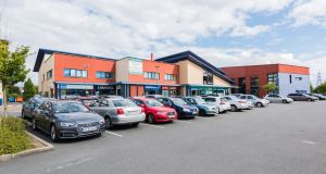 Griffeen Centre, Lucan produces a rental income of €610,508