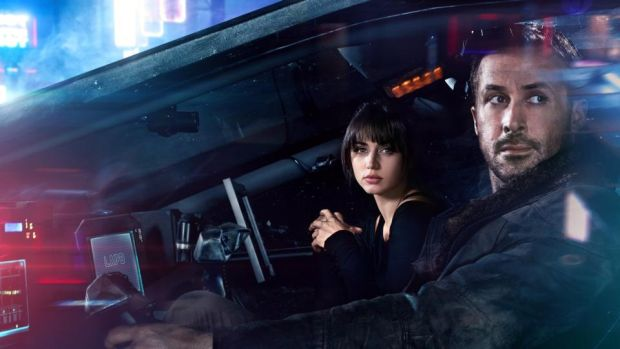 Blade Runner sequel: Ana de Armas and Ryan Gosling in Blade Runner 2049