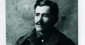 Francis Ledwidge: flow of correspondence between poet and Lizzie Healy.