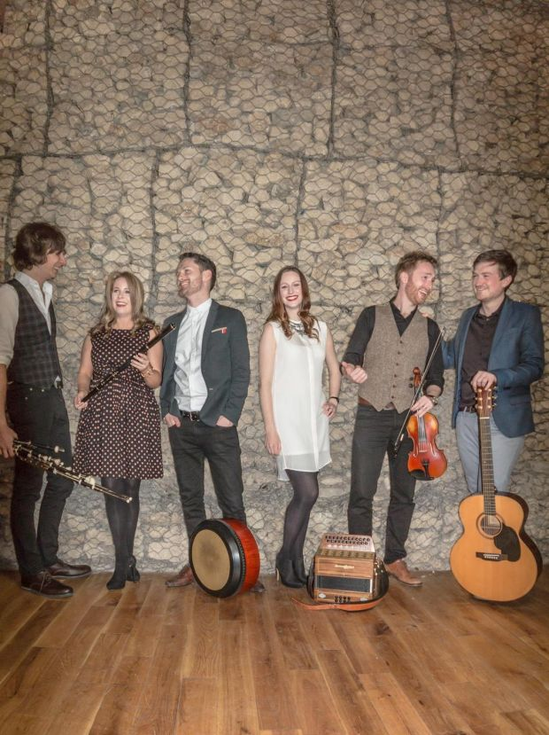 FullSet headline Sallins Tradfest, which runs from Friday to Sunday