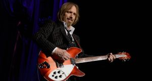 Tom Petty performs with the Heartbreakers at the 3Arena,  then known as   the O2, to a packed audience in June 2012. File photograph: Brenda Fitzsimons/The Irish Times