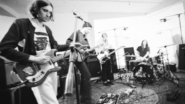 Ulrika Spacek are at the Workman's Club on Saturday