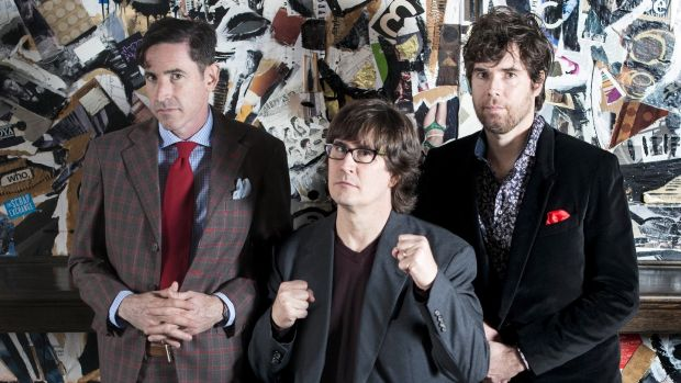 The Mountain Goats are at the Button Factory, Dublin on Sunday