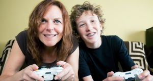 Could you join them in one of their video games or watch some of their favourite YouTube clips together?