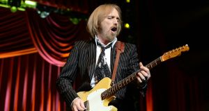 Tom Petty and The Heartbreakers kick start a European tour in Dublin in 2012. Photograph: Brenda Fitzsimons