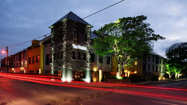 Hotel of the Year award winner, the Twelve Hotel, Barna, Co Galway