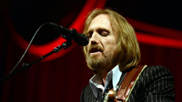 Tom Petty and The Heartbreakers kick started their 2012 European tour at the O2 in Dublin to a packed audience. Photograph: Brenda Fitzsimons / The Irish Times