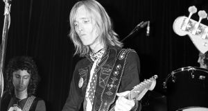 Tom Petty used his sneering voice to great effect. Photograph: Michael Ochs Archives/Getty Images
