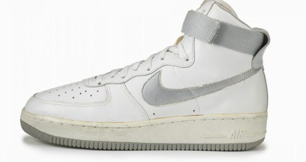 more photos 43108 aa09c The Nike Air Force 1. It was a technologically advanced basketball shoe,  marketed initially