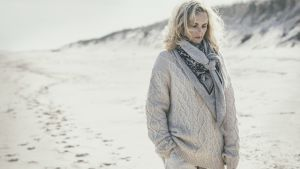 Nina Hoss in Return to Montauk