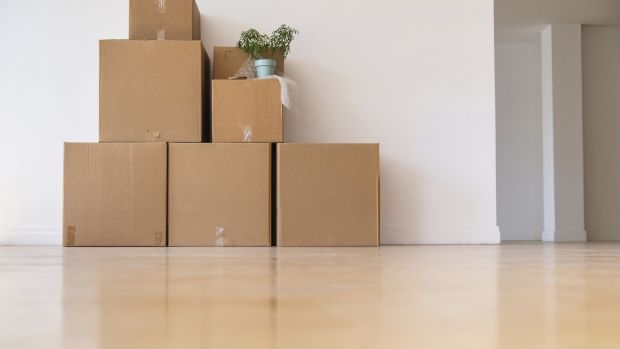 There will be more boxes and packing paper than you could have ever imagined. Photograph: Getty Images