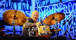 Jeff Ballard: the drummer will pair up with different Irish jazzers at Fumbally Stables over the weekend