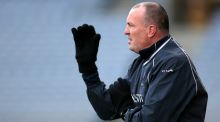 Pat Gilroy: firmly in the frame to take over as manager of  the Dublin senior hurling team. Photograph: Ryan Byrne/Inpho