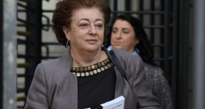 Social Democrats TD Catherine Murphy. Photograph: Collins Courts