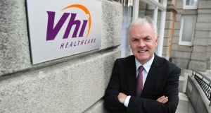 John O'Dwyer,  chief executive of VHI. File photograph: Aidan Crawley.