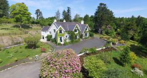Massbrook, on the shores of Lough Conn came to the market in 2016 seeking €2.75m