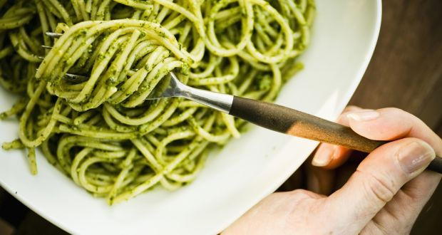 Hey Pesto Not So Healthy After All