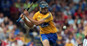 Clare's Brendan Bugler has announced his retirement. Photograph: Donall Farmer/Inpho