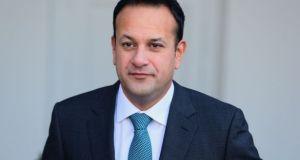 Leo Varadkar: 'I am sure we will find additional funding for disability services next year.' File photograph Brian Lawless/PA