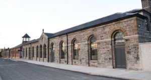The former Richmond Barracks in Inchicore was restored by  Blackwood Associates and Margaret Quinlan
