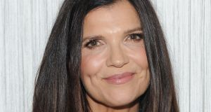 Ali Hewson attends an Edun fashion show in New York in September 2015. Photograph: Craig Barritt / Getty Images.