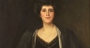 'Portrait of Mary Barron Tottie' by Sir John Lavery sold for €24,000