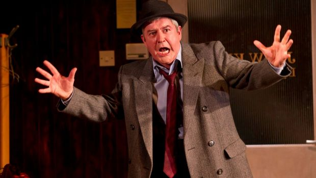 Tom Murphy: a life in the theatre