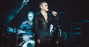 Morrissey: a bit of an arse. Photograph: NurPhoto via Getty Images