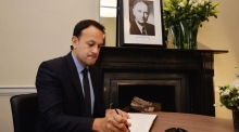Leo Varadkar leads Dáil tributes to Liam Cosgrave