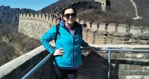 Mairéad Penston,  a primary school teacher who qualified in 2011,  is currently teaching in Shanghai, China.