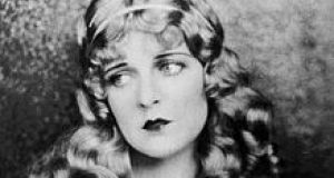 May McAvoy: star of 'The Jazz Singer' and 'Ben Hur'