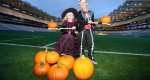 Spooky goings on in Croke Park and other seasonal trips