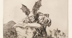 "Goya's ""The Disasters of War"" goes on  exhibition in Dublin"
