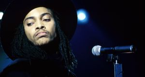 Terence Trent D'Arby, now called Sananda Maitreya. Photograph: Tim Hall/Redferns