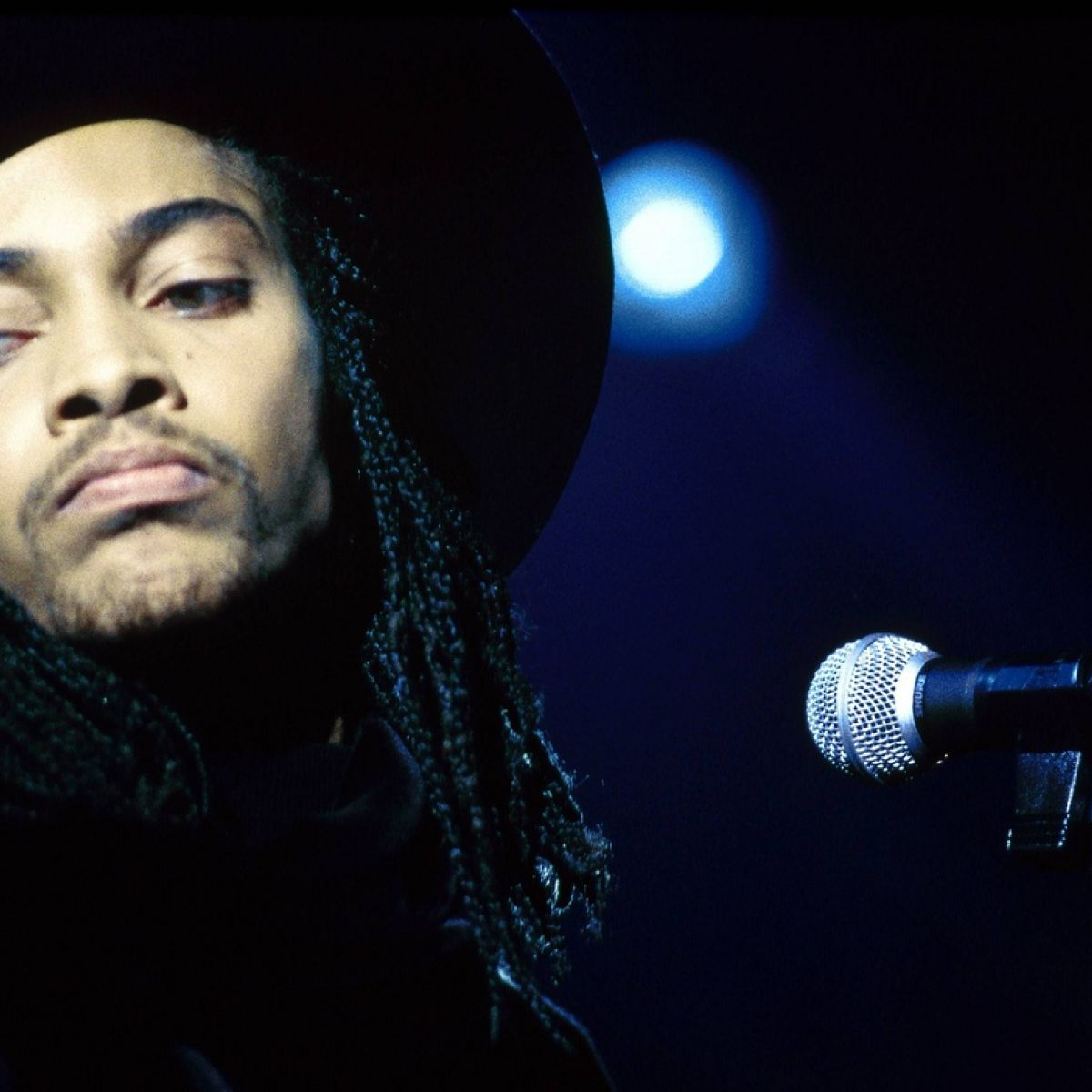 Terence Trent D Arby S Identity Change It Was That Or Death