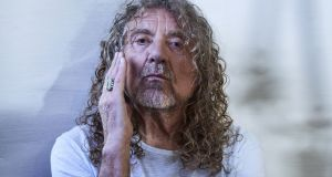 Robert Plant's new album Carry Fire is out next week