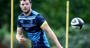 Robbie Henshaw makes his first start  of the season for Leinster on Saturday. Photograph: Inpho