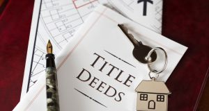 'Title Deeds show the ownership in addition to rights, obligations or mortgages on the property at the time of sale, purchase or transfer.'