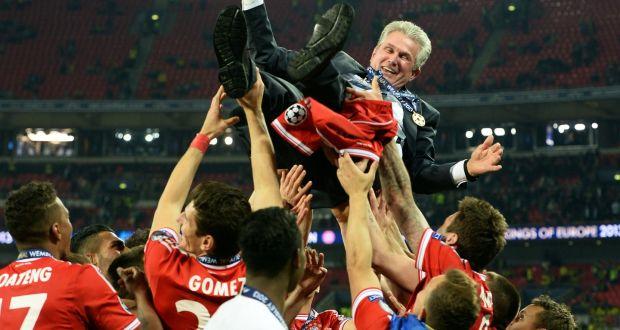 Jupp Heynckes Will Take Over Bayern Munich Until End Of Season