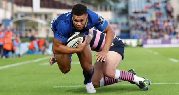 Late convert to rugby Adam Byrne now a Leinster true-blue