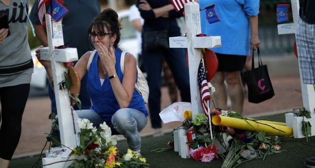 Las Vegas shooting: Police and FBI issue public appeal