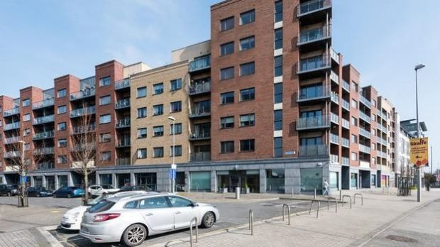 One-bed apartment at 175 Burnell Square, Northern Cross, Malahide Road, Clarehall, Dublin 17