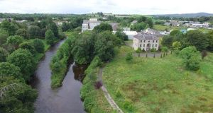 Eight-bedroom house with three acres of land in Boyle, Co Roscommon