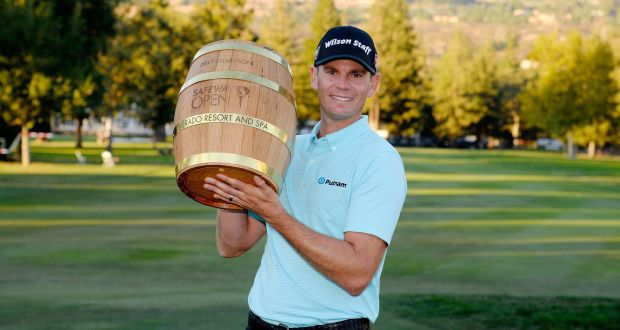 Brendan Steele successfully defends Safeway Open title