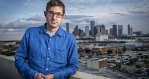Louis Theroux is back in teh US for his new series,  Dark States.  Photograph: Freddie Claire