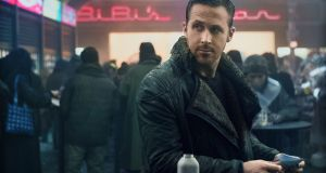 Ryan Gosling in a scene from Blade Runner 2049. The  film was expected to take $45 million. It looks as if it will end up with around $31 million. Photograph: Stephen Vaughan/Warner Bros/AP