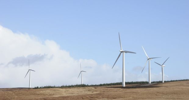 Microsoft and General Electric invest in Irish wind technology