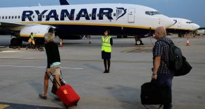 Ryanair has conceded that it faces difficulty recruiting and retaining pilots at some airports, including Dublin and London Stansted.