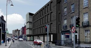Oakmount, headed by Paddy McKillen Jr and Matt Ryan, acquired the site at the corner of Lennox Street and South Richmond Street from Marlet Property Group, which brought it to market with an asking price of €7 million